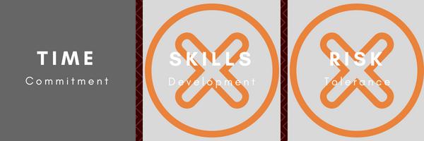 Skills required to make money online