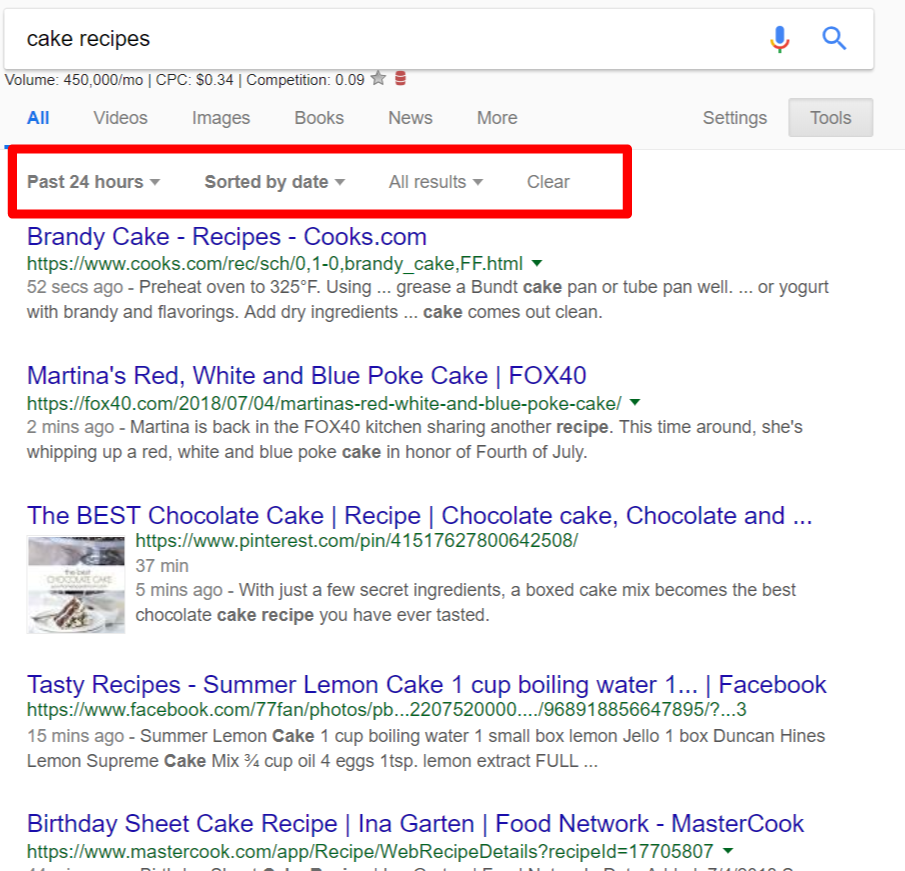 google search for blog commenting and generating traffic
