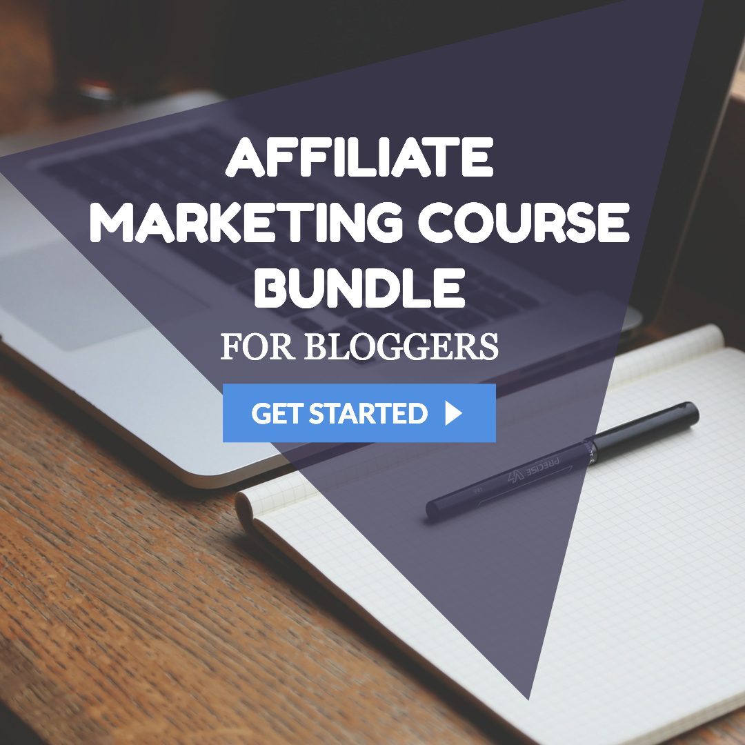 Affiliate marketing course bundle for bloggers
