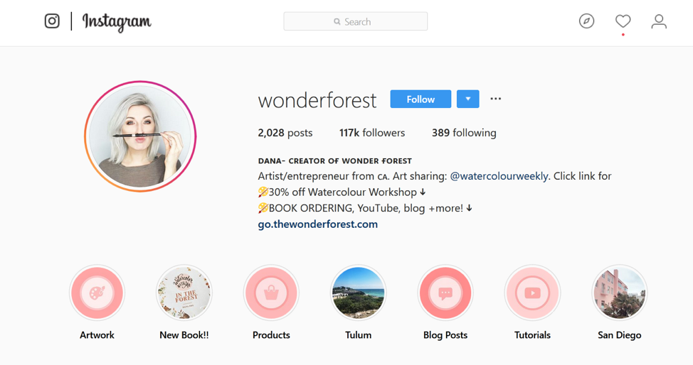 grow your instagram profile fast
